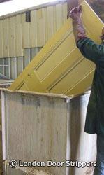 Wooden Door \u0026 Furniture Stripping \u0026 Restoration & Paint Stripping Service ( North ) London - Middlesex Essex
